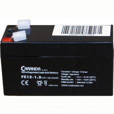 Baterie staționară 12V 1.3Ah FC12-1.3 AGM VRLA