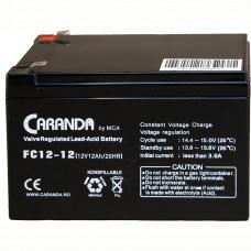 Baterie staționară 12V 12Ah FC12-12 AGM VRLA