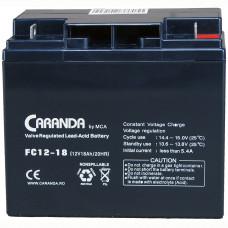 Baterie staționară 12V 18Ah FC12-18 AGM VRLA
