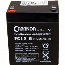 Baterie staționară 12V 5Ah FC12-5 AGM VRLA